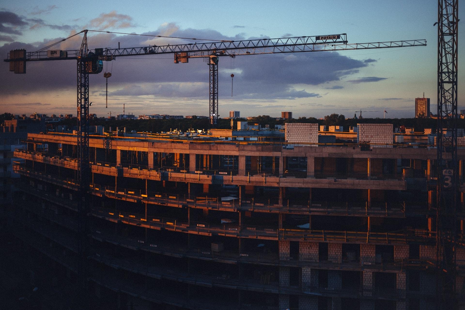 Державна реєстрація права власності на об'єкт незавершеного будівництва, набутого на підставі договору