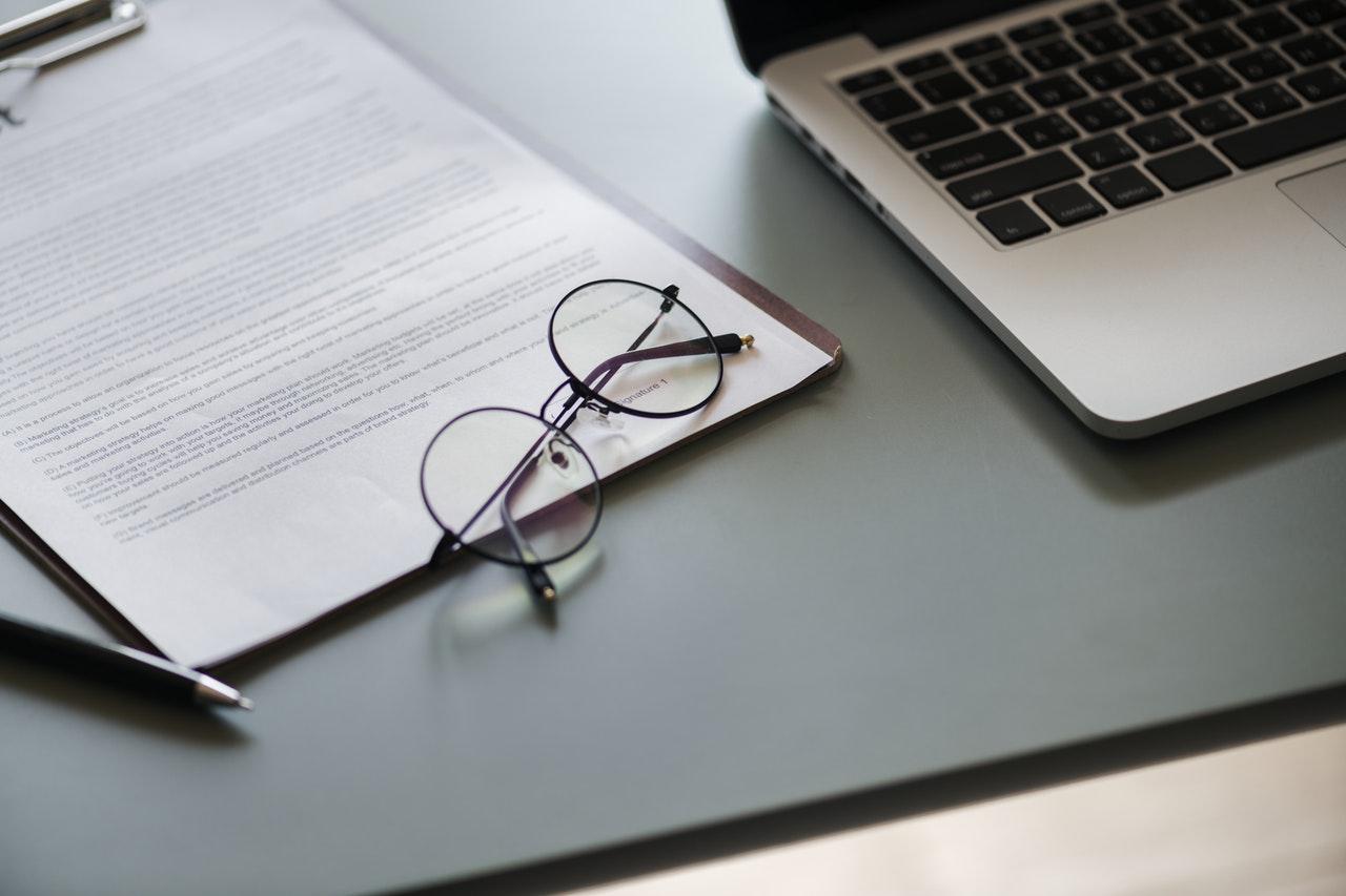 Регистрация реорганизации предприятий (юридических лиц) путем разделения