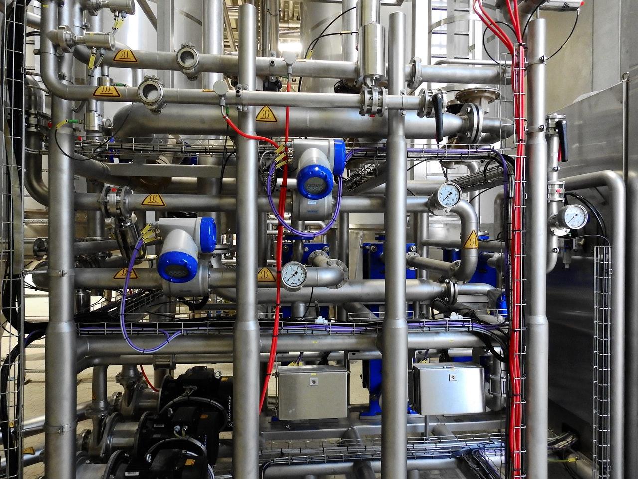 Оценка промышленного оборудования